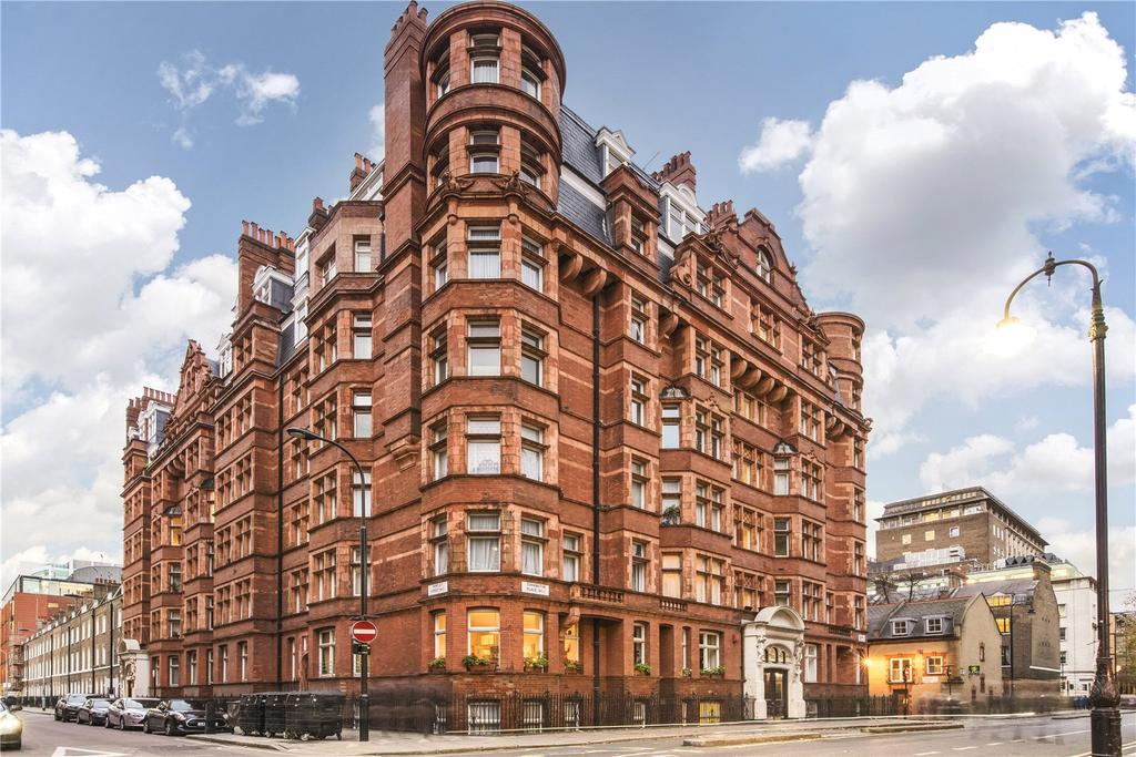 4 Bedrooms Flat for sale in Gordon Mansions, Torrington Place, London