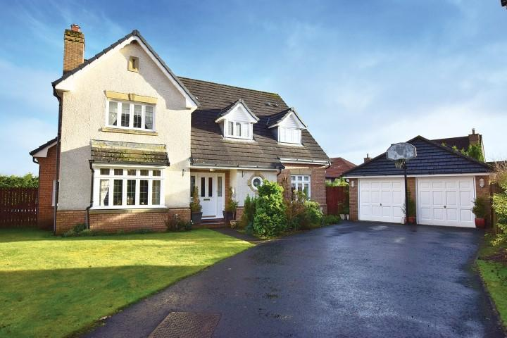 4 Bedrooms Detached House for sale in 44 Douglas Muir Drive, Milngavie, G62 7RJ