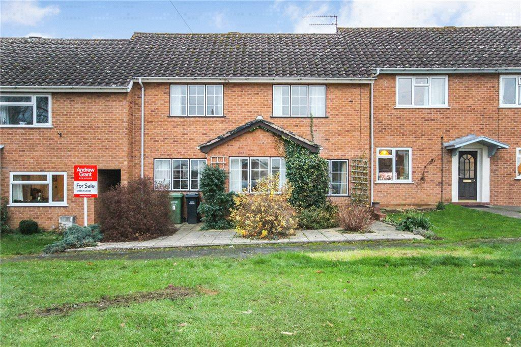 3 Bedrooms Terraced House for sale in Hands Orchard, Great Comberton, Pershore, Worcestershire, WR10
