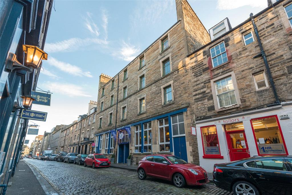 2 Bedrooms Apartment Flat for sale in Thistle Street, Edinburgh, Midlothian