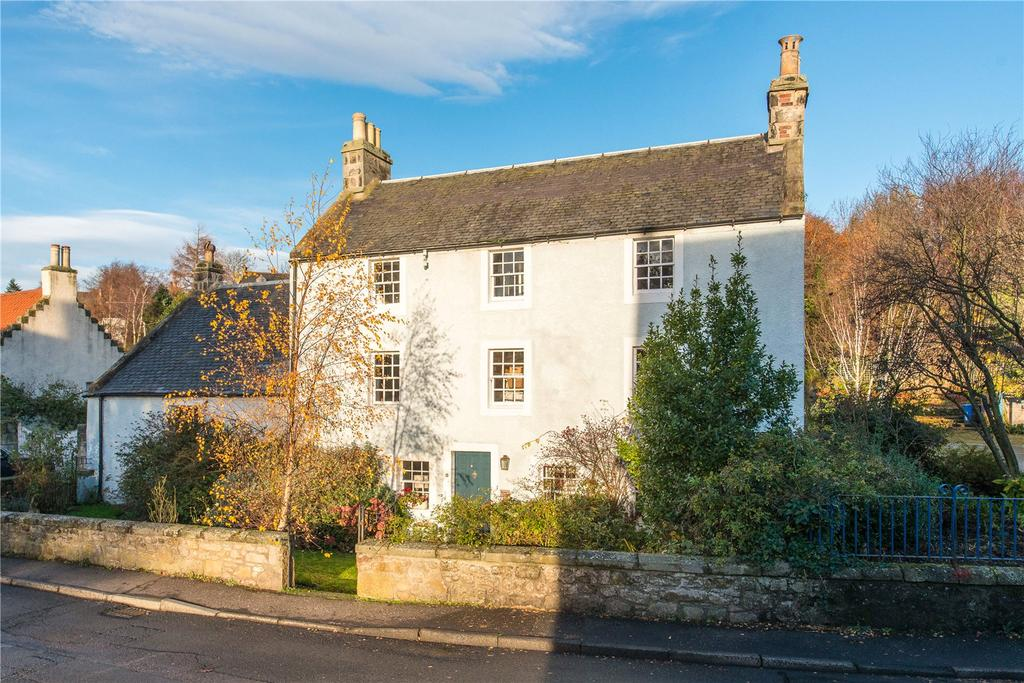 6 Bedrooms Detached House for sale in Williamton House, Low Causeway, Culross, Dunfermline, Fife
