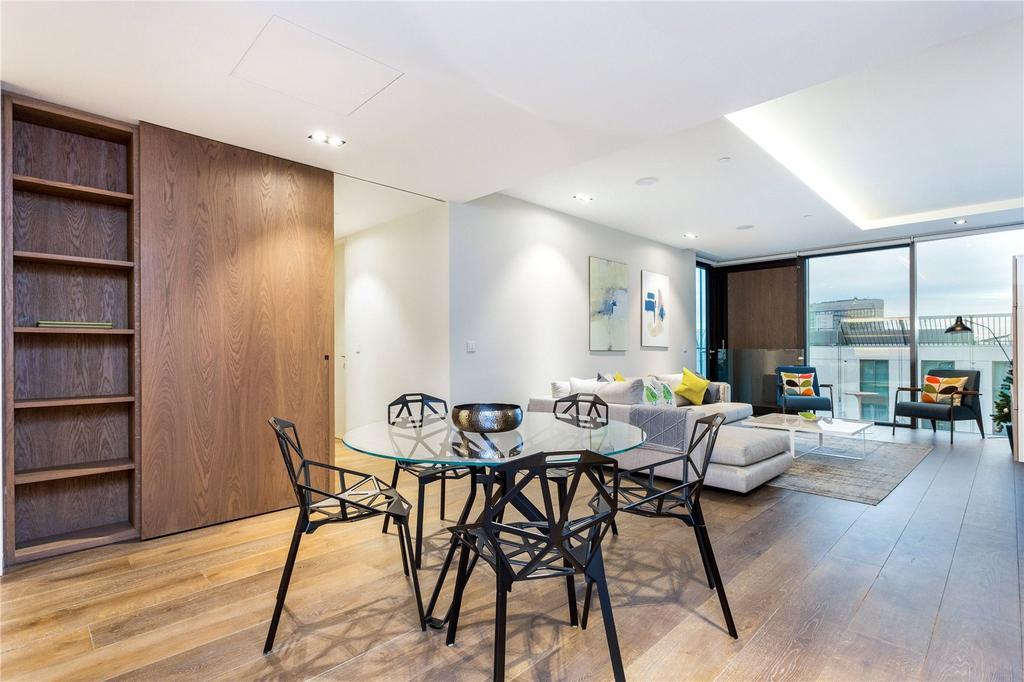 2 Bedrooms Flat for sale in Pearson Square, Fitzrovia, London, W1T