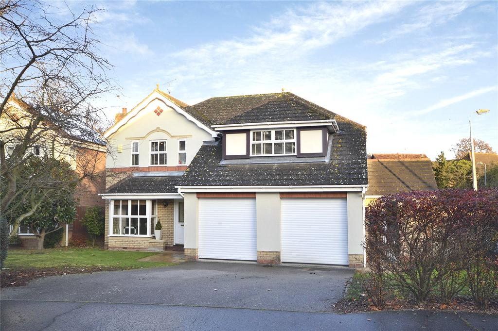 5 Bedrooms Detached House for sale in Brook Close, Great Totham, Maldon, Essex