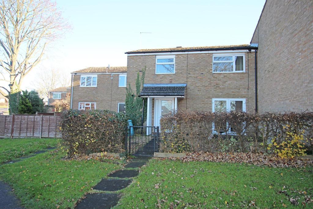3 Bedrooms Terraced House for sale in York Road, Stevenage, SG1 4HE