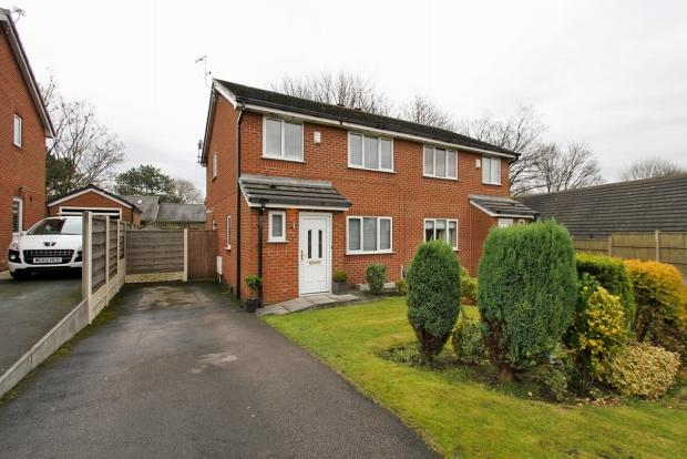 3 Bedrooms Semi Detached House for sale in Bolton Street Ashton In Makerfield Wigan
