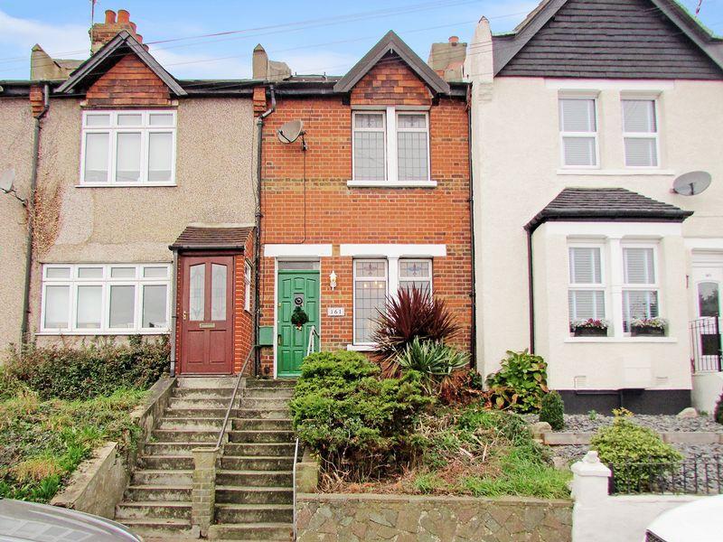 3 Bedrooms Terraced House for sale in Swanley Lane, Swanley