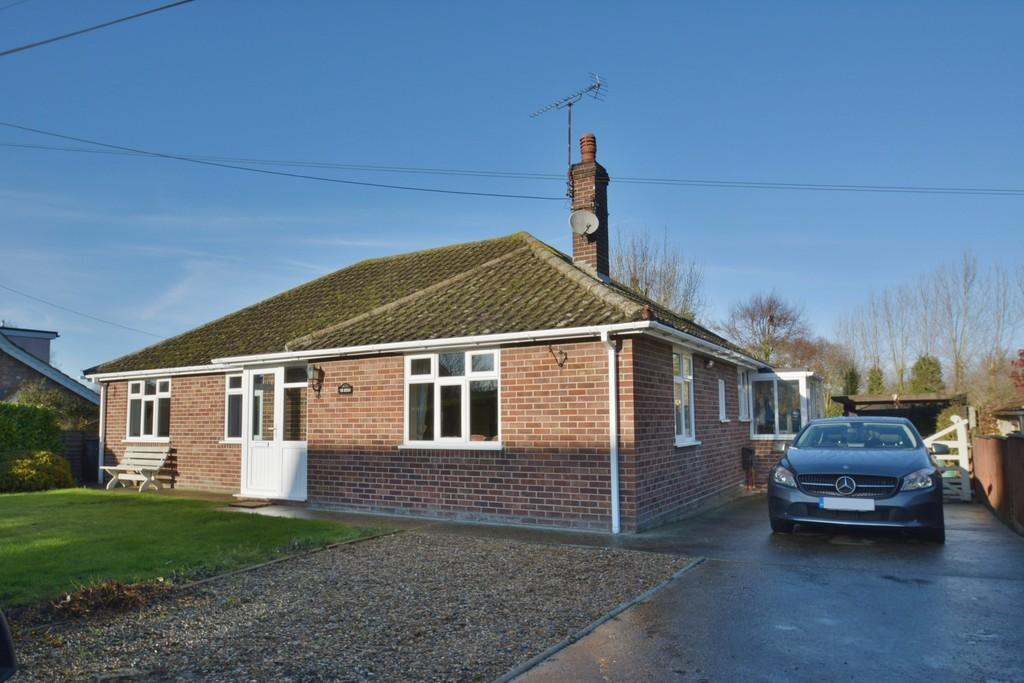 3 Bedrooms Detached Bungalow for sale in Withersdale Street, Harleston