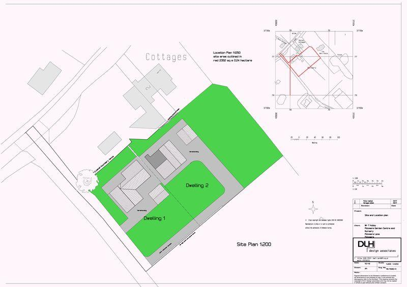 Land Commercial for sale in Building plot for sale in Pickmere