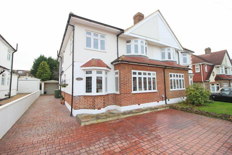 5 Bedrooms Semi Detached House for sale in Melville Road, Sidcup, DA14 4LX