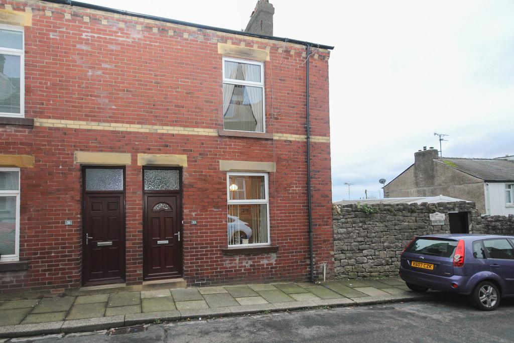 2 Bedrooms End Of Terrace House for sale in Casson Street, Ulverston