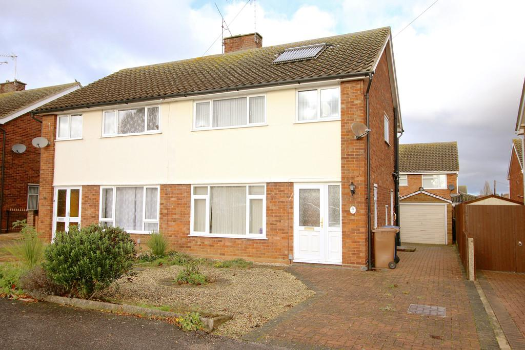 3 Bedrooms Semi Detached House for sale in Coral Drive, Ipswich