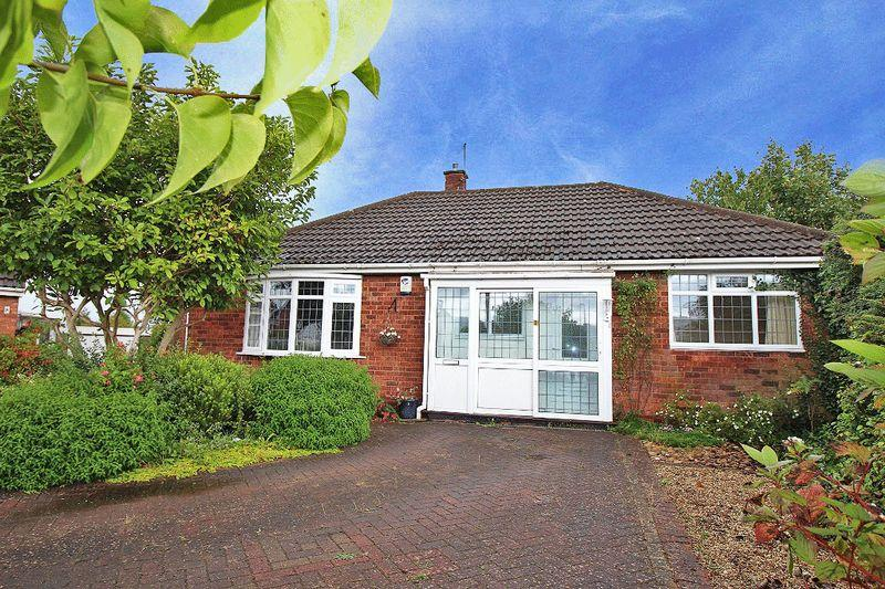 2 Bedrooms Detached Bungalow for sale in Elderberry Close, Stourbridge
