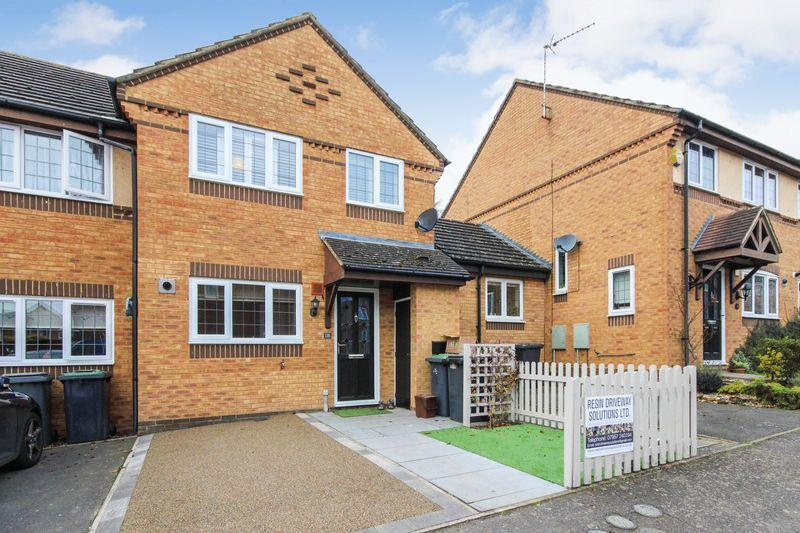 3 Bedrooms End Of Terrace House for sale in Ailesbury Road, Ampthill