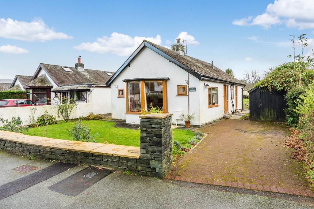 2 Bedrooms Detached Bungalow for sale in 6 Collingwood Close, Coniston, Cumbria LA21 8DZ