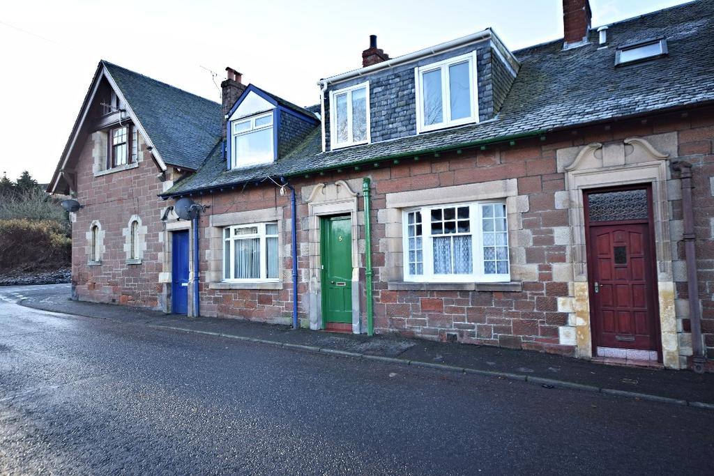 2 Bedrooms Terraced House for sale in Greenhead Street, Dailly, South Ayrshire, KA26 9SN