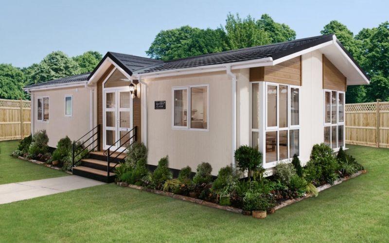 2 Bedrooms Park Home Mobile Home for sale in Hi-Ways Park, Moorhouse Lane, Hallen, Bristol
