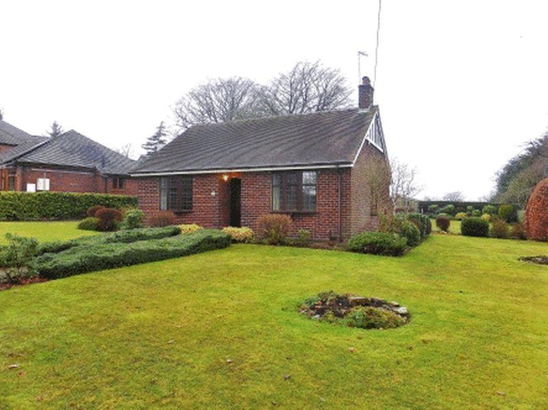 2 Bedrooms Detached Bungalow for sale in Ox Pasture, Cheddleton
