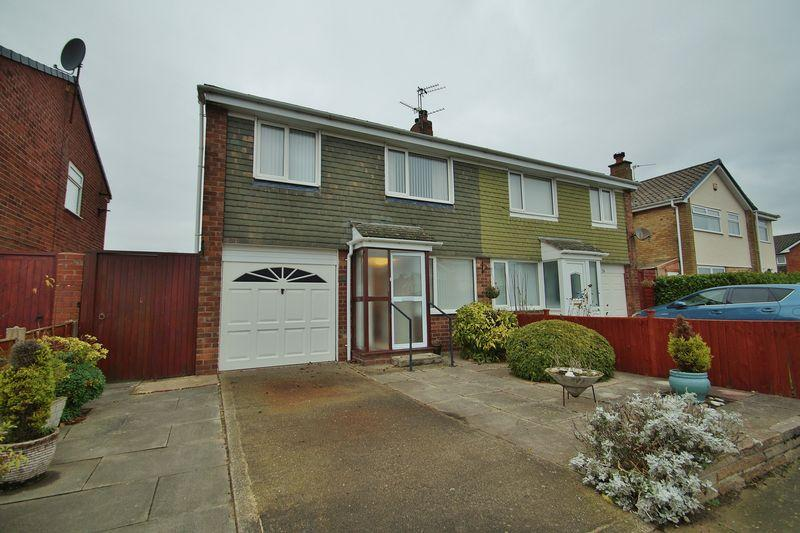 3 Bedrooms Semi Detached House for sale in Kendal Way, Ainsdale