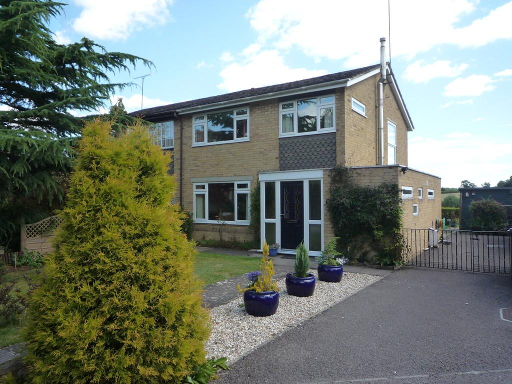 3 Bedrooms Semi Detached House for sale in South Lynn Gardens, Shipston on Stour