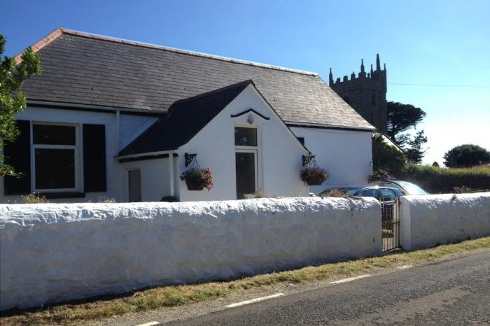 2 Bedrooms Bungalow for sale in THE OLD SCHOOL, CHURCHTOWN, CURY, TR12