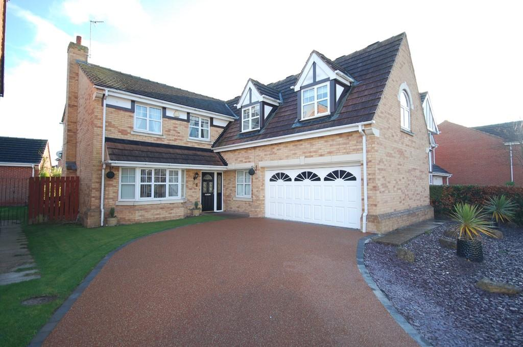 5 Bedrooms Detached House for sale in Ouse Way, Snaith