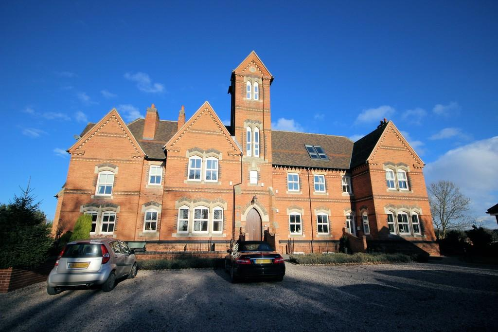 2 Bedrooms Penthouse Flat for sale in Cliftonthorpe, Ashby-de-la-Zouch