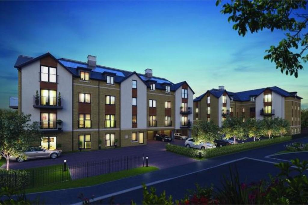 2 Bedrooms Apartment Flat for sale in Plot 11, Hamilton Place