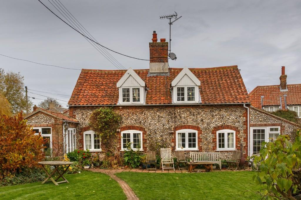 4 Bedrooms Cottage House for sale in The Street, Kelling