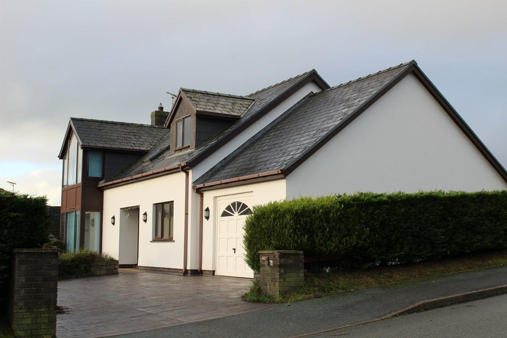 4 Bedrooms Detached House for sale in Keeston, Haverfordwest