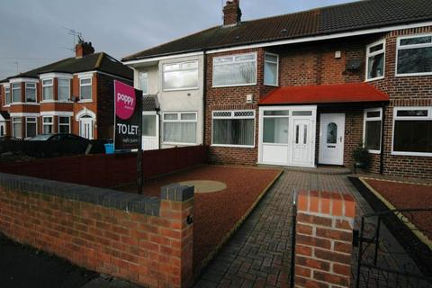 3 bedroom terraced house to rent - County Road South West Hull