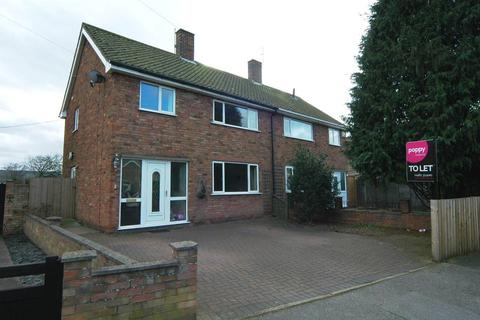 3 bedroom semi-detached house to rent - Bellfield Drive, Willerby