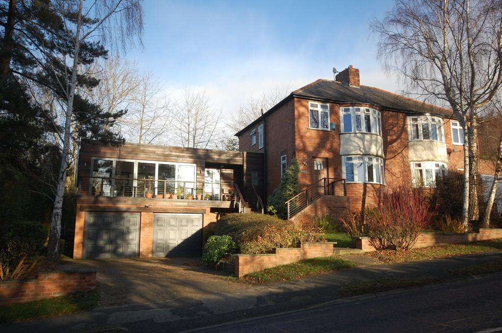 4 Bedrooms Semi Detached House for sale in Lowes Barn Bank, Durham