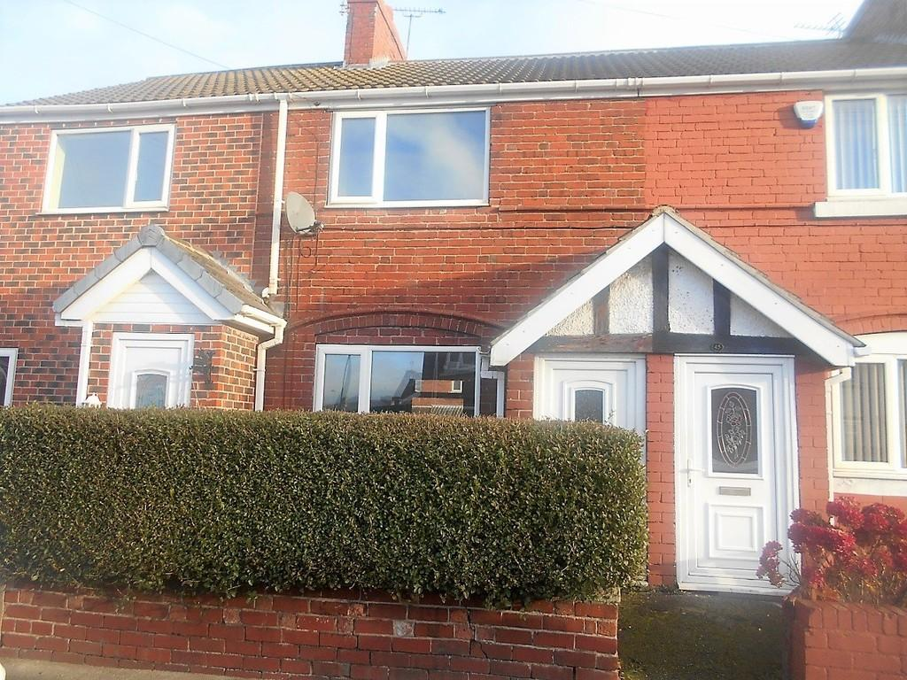 2 Bedrooms Terraced House for rent in Duke Avenue, Maltby