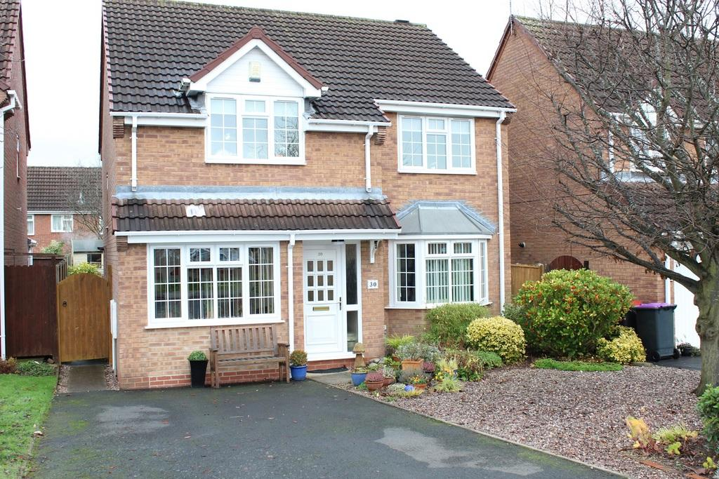 4 Bedrooms Detached House for sale in 30 Shepherds Court Newport, 30 Shepherds Court