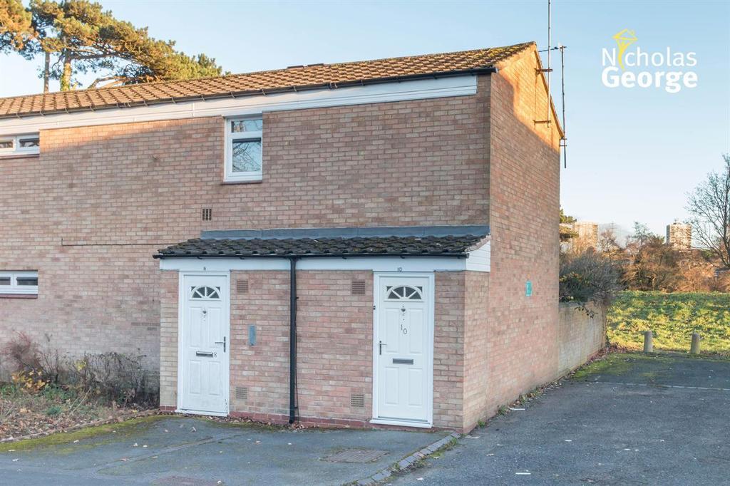 1 Bedroom Maisonette Flat for sale in Dauntsey Covert, Druids Heath, B14 5XT