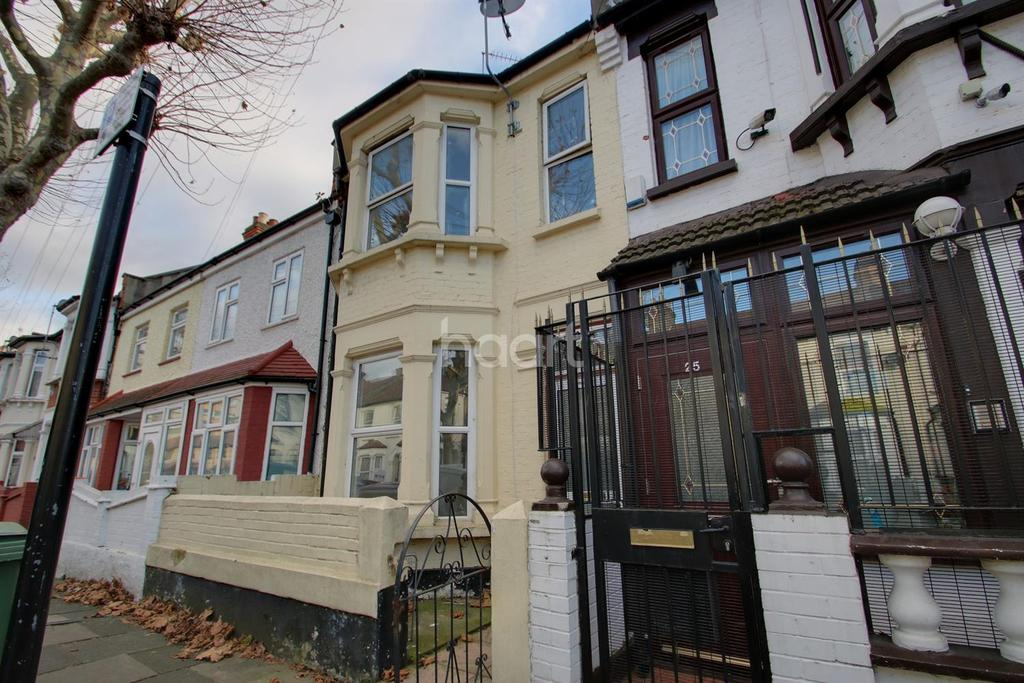 3 Bedrooms Terraced House for sale in Waghorn Road, Upton Park