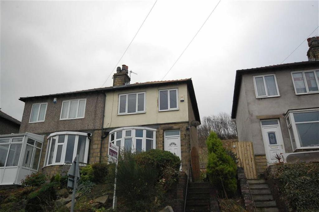 2 Bedrooms Semi Detached House for sale in Cross Lane, Newsome, Huddersfield, HD4