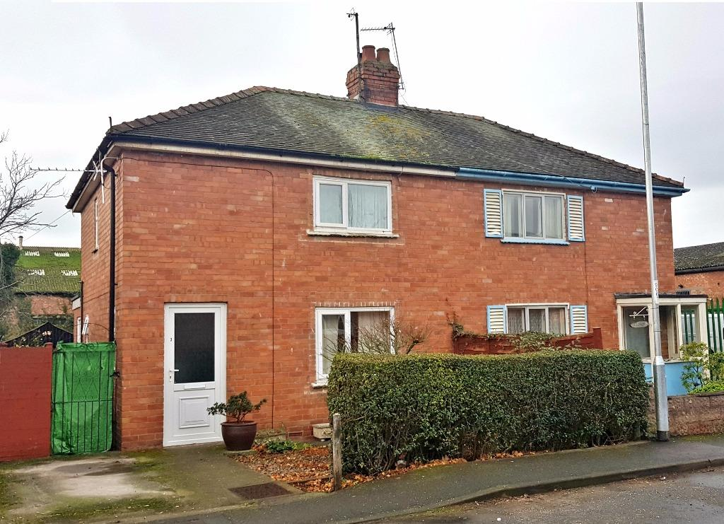 3 Bedrooms Semi Detached House for sale in 3 Perseverance Road, Hereford