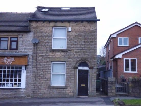 3 Bedrooms Terraced House for rent in Oldham Road, Lydgae, Oldham OL4