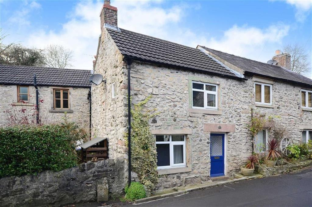 2 Bedrooms Semi Detached House for sale in 73, Yeoman Street, Bonsall, Matlock, Derbyshire, DE4
