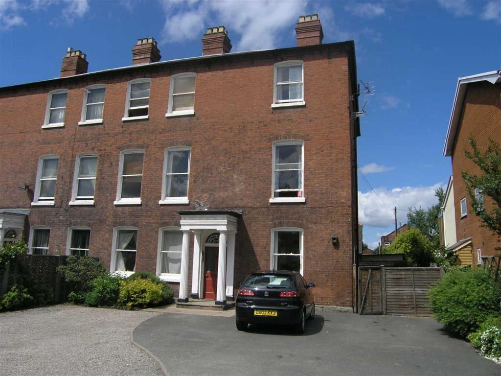 1 Bedroom Flat for rent in Edgar Street, City Centre, Hereford