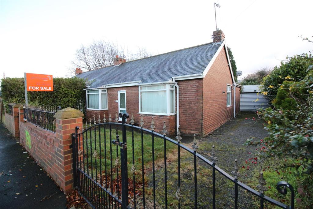 3 Bedrooms Semi Detached Bungalow for sale in Fawdon Park Road, Fawdon, Newcastle upon Tyne