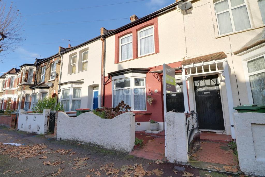 2 Bedrooms Terraced House for sale in Coleridge Avenue, Manor Park
