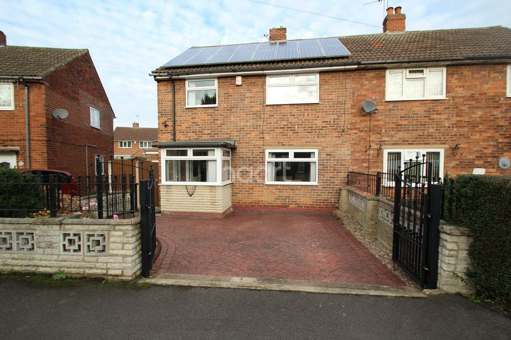 3 Bedrooms Semi Detached House for sale in Swaith Avenue, Scawthorpe, Doncaster