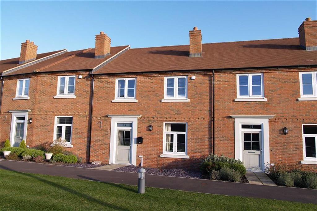 3 Bedrooms Terraced House for sale in Sir Geoffrey Todd Walk, Midhurst, West Sussex, GU29
