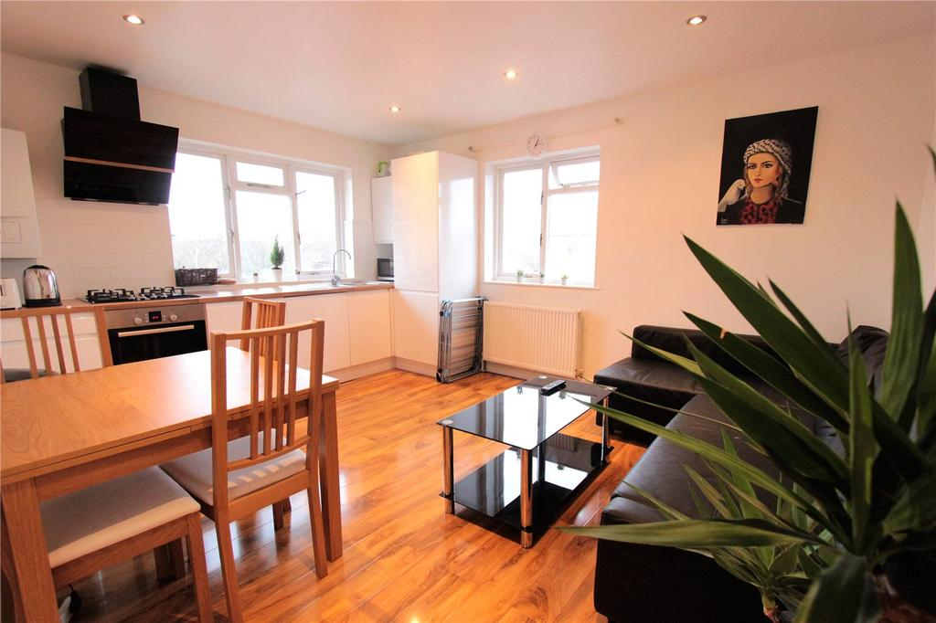 2 Bedrooms Apartment Flat for sale in Cambridge Close, London, NW10