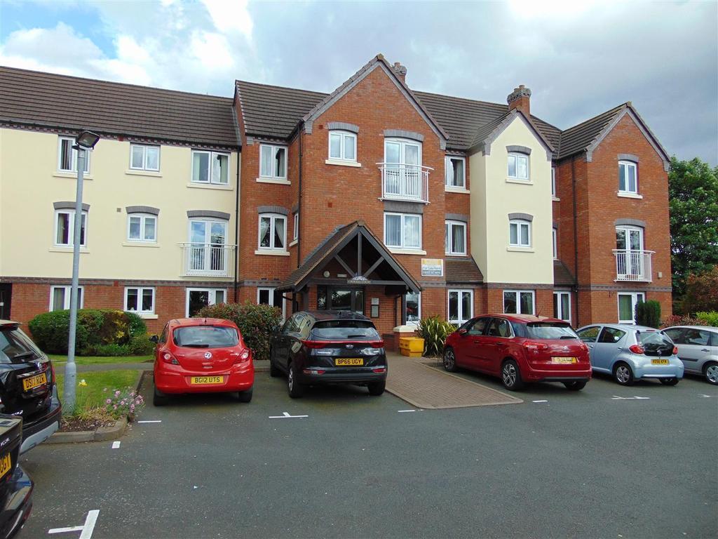 1 Bedroom Retirement Property for sale in Croxall Court, Leighswood Road, Aldridge
