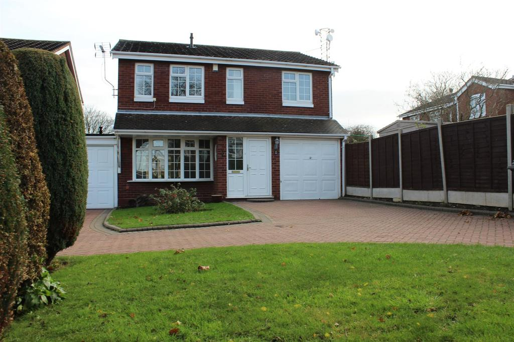 4 Bedrooms Link Detached House for sale in Brambling, Wilnecote, Tamworth