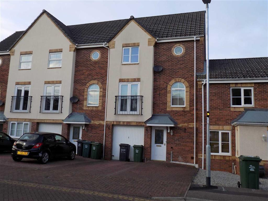 2 Bedrooms Terraced House for sale in Goods Yard Close, Loughborough, LE11