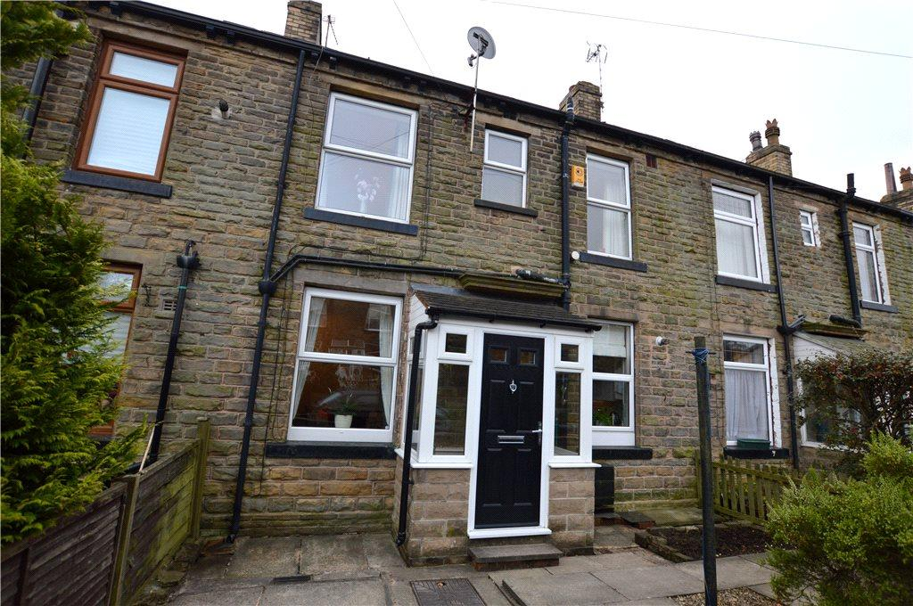 2 Bedrooms Terraced House for sale in Grove Terrace, Pudsey, West Yorkshire